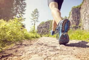 Échauffement course à pied