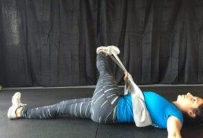 Exercices pour la lombalgie